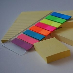 Adhesive Notes & Flags